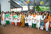 U S Ostwal English Academy-Republic Day