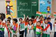J B C N International School-Independance Day