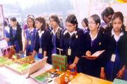 St Josephs High School-Science exhibitions