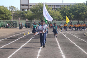 Aklavya International School-March Past