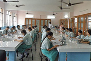 Sacred Heart Senior Secondary School-Chemistry Lab