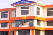 St Francis Convent School-Building