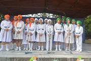 Christ The King Convent School-Singing Activity