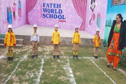 International Fateh Academy-Activity