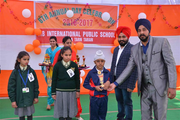 Mai Bhago International Public School-Award Presentation