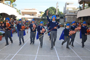 Sri Guru Harkrishan Public School-Band Troop