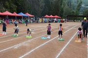 The Laidlaw Memorial School Junior College-Annual Sports Meet
