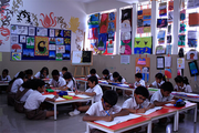 NPS International School-Art Room