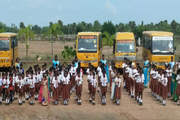 Sri Kalaivani International School-Assembly