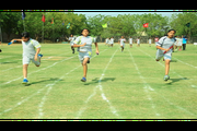 Sreenidhi International School-School Race