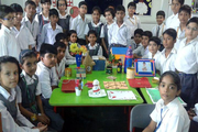 City Montessori Inter College-Art and Craft