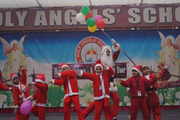 """Holy Angels School-Christmas Celebrations"""