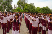 Christu Jyoti Convent School-Assembly