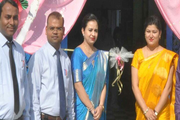 Margaret Leask Memorial English School-Annual Day