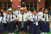 Green Fields School-Independence Day