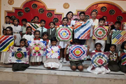 Modern Indian School-Art And Craft