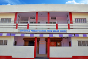 Don Bosco School-Campus-View front