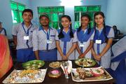 New Public School-Cooking Activity