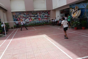 Creathics Public School-Batminton