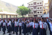 Masseeh Dilasa School - Assembly