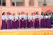 Ashok Hall Girls Residential School-Singing