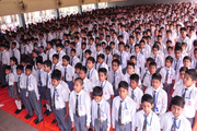 St XavierS School-Assembly