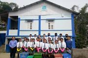 Lewis English School-Activity