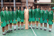 St Josephs High School-Investiture Ceremony