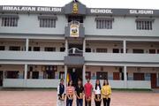 Himalayan English School-Felicitation