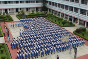 Nirmala Convent School-Assembly Ground