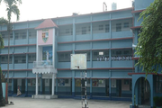 Good Shepherd School-Basket Ball Court