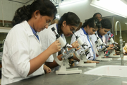 Assembly Of Christ School-Biology Lab