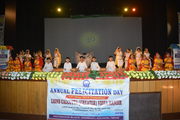 Lions Calcutta Greater Vidya Mandir-Annual functions