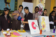 De Paul School-Annual Exhibition