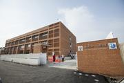 Campus of School