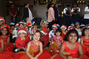 Hiranandani Upscale School-Christmas Celebration