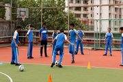JBCN International School-Football