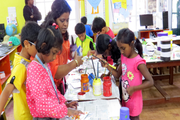Kodaikanal International School-Arts Gallery