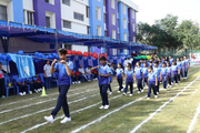 Sharanya Narayani International School-March