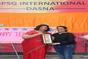 Delhi Public School Ghaziabad International-Teachers day