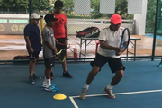 Pathways School-Tennis Game