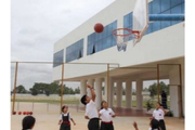 Silver Oaks International School-Basketball