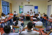 DPS International School-Group Discussion