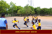 Amalorpavam Higher Secondary School-Sports day