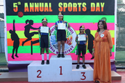 C.P. Goenka International School, Thane- Prize Distribution
