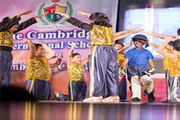 The Cambria International School-Dance