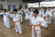 Trinity International School-Karate