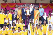 Dhanish Matriculation Higher Secondary School-Achivements