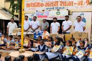 Rasiklal M Dhariwal English Medium School And Junior College-Camp