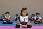 Ira Global School-Meditation